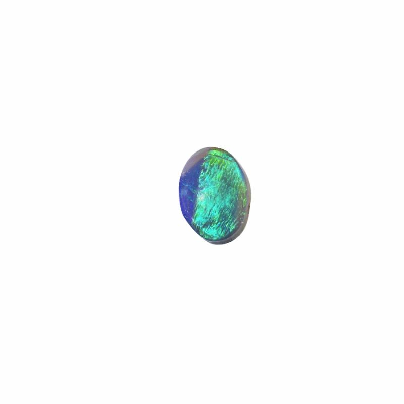 Solid Black Opal S58